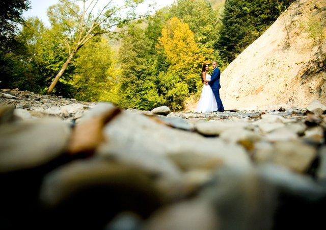 Plener ślubny Sanok