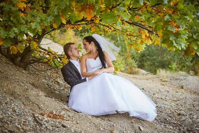 Plener ślubny okolice Krosna