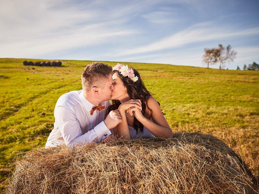 Sesja ślubna na Przymiarkach