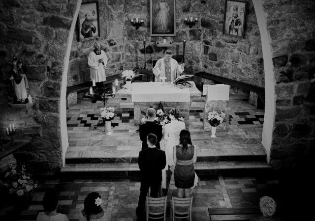 Ślub Huta Polańska
