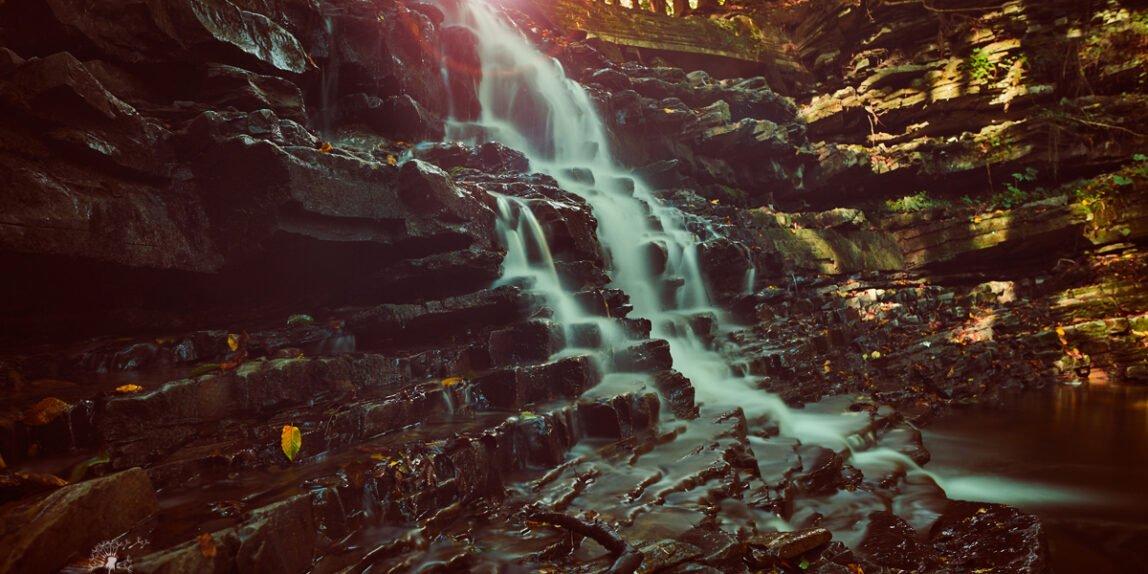 Wodospad Wisłoczek